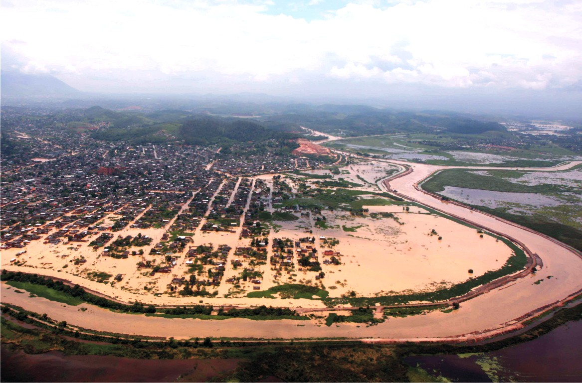 enchentes 2009