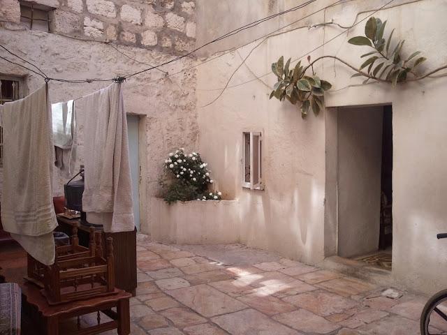 дамасские ворота палестина