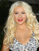 Christina Aguilera Gemar Pamer Belahan Dada