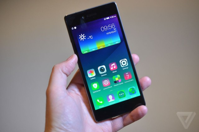 Harga Lenovo Vibe Shot, ponsel cerdas Lollipop Berkamera 16 MP