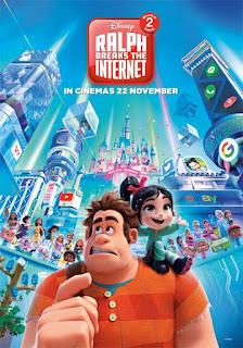 WiFi Ralph – Quebrando a Internet Legendado Online