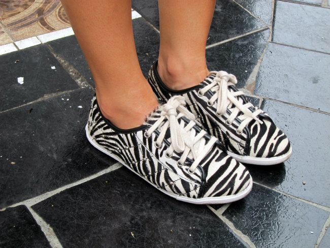 santa lolla tenis, shoes, animal print, streetstyle, fashion, trend, tendencia estampa animal