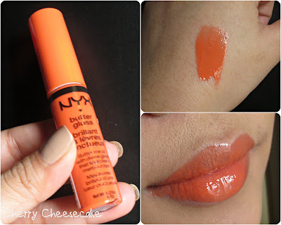 Nyx Cherry Cheesecake IAMBRIGITTE : S...