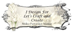 Let's Craft & Create Challenge Blog
