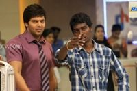 Arya Fight With 'Raja Rani' Director