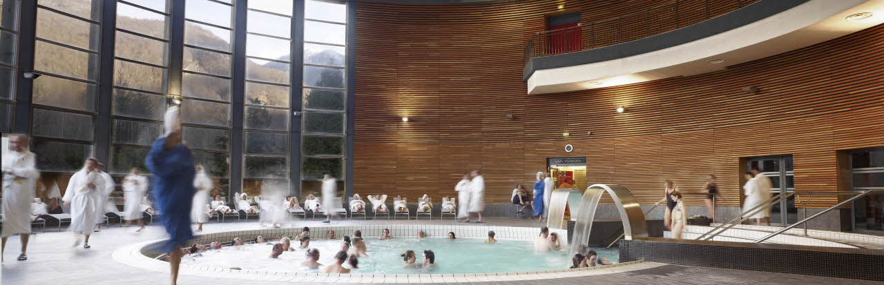 luchon thermes - Photo