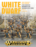 White Dwarf Weekly número 78 de julio