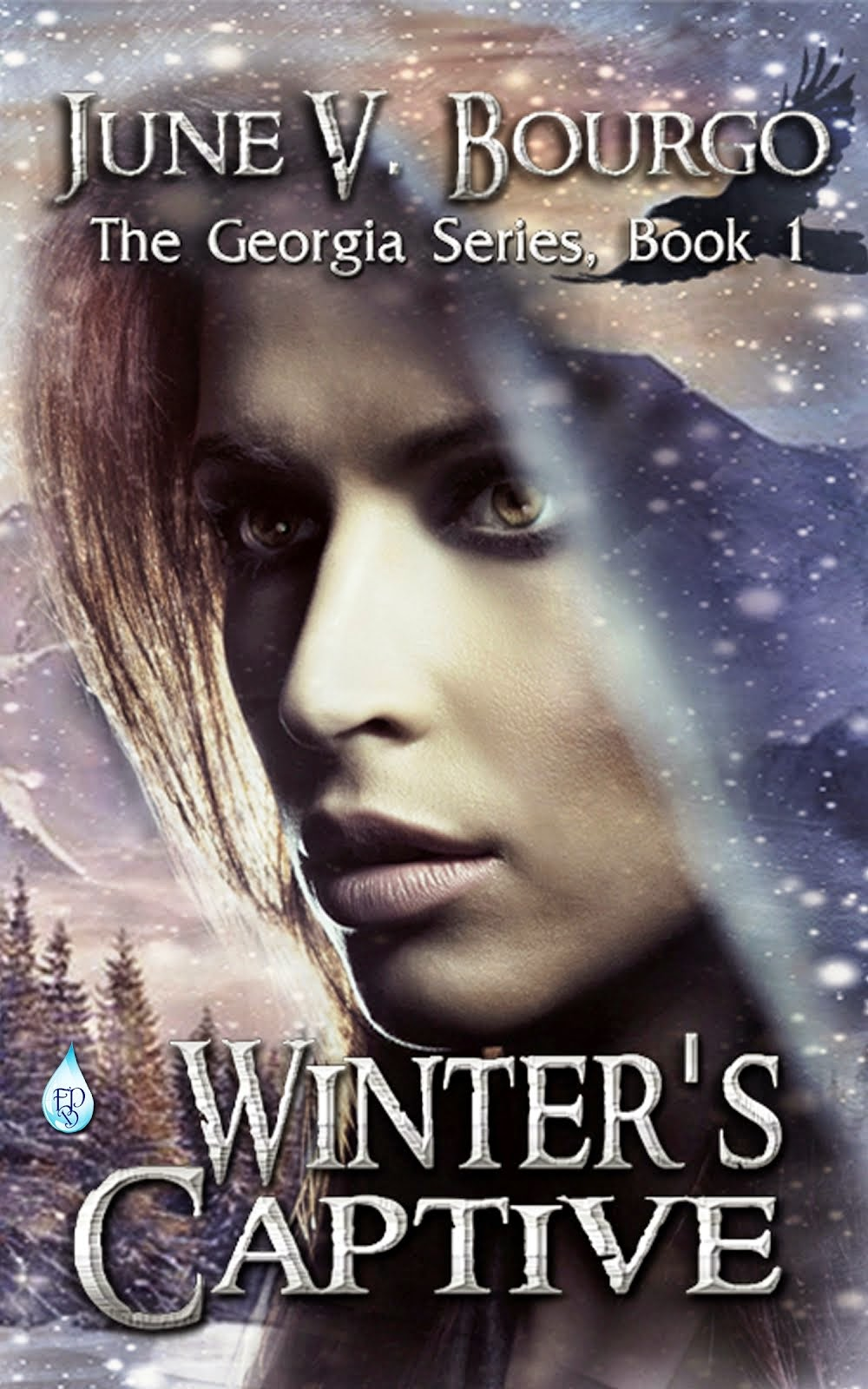 AVAILABLE NOW:  WINTER'S CAPTIVE Book 1 of the Georgia Series