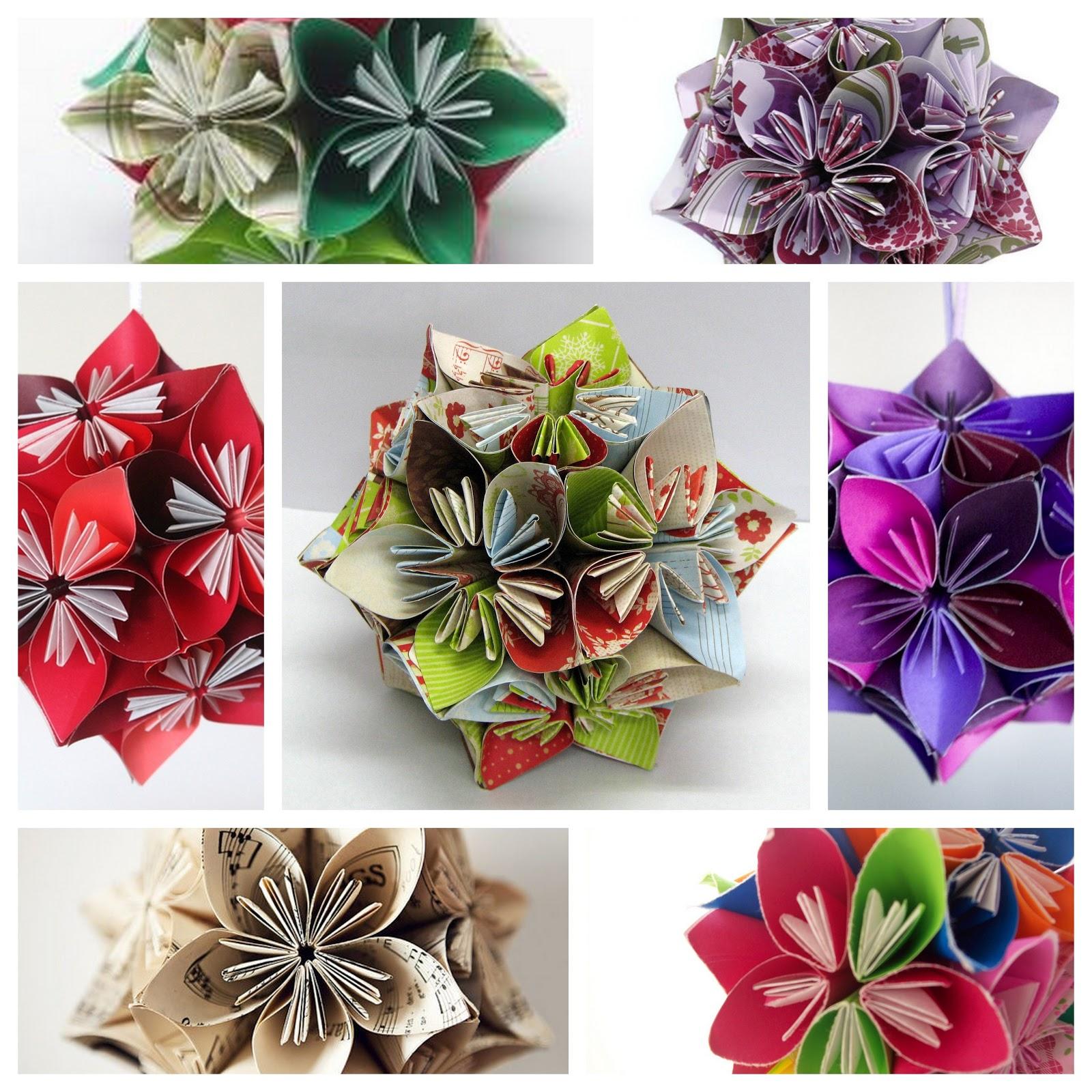 Christmas Paper Craft Ideas - Laura Williams