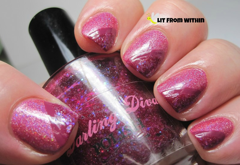 Darling Diva Polish Rose Opal