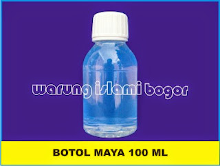 Botol PET Maya 100ml