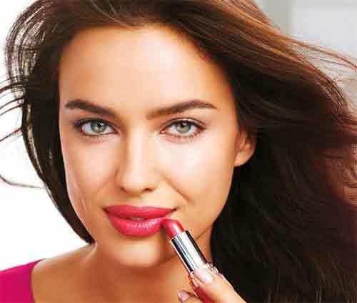 Irina Shayk imagen de Avon
