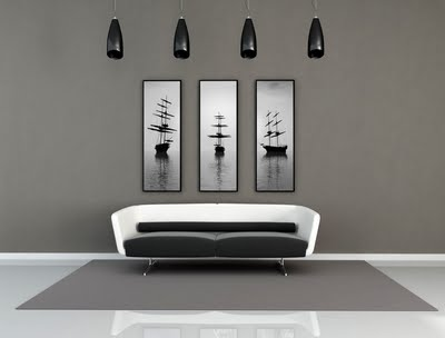 Marzua el color gris en decoraci n - El color gris ...