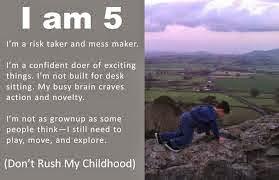 I am 5