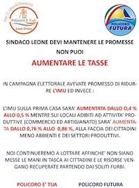 Leone Mantenga la Promessa Sull'IMU