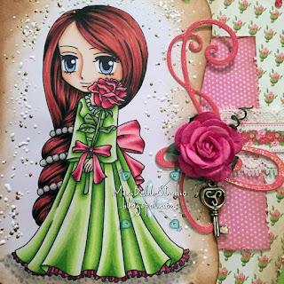 Art by Miran Valentina