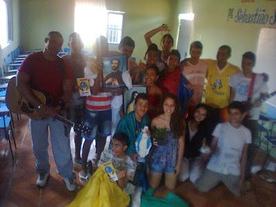 1º Encontro da JM do Genibaú, Fortaleza/CE