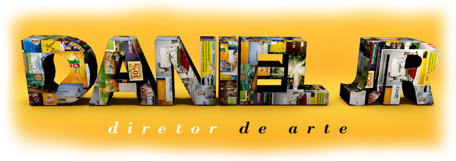 Daniel Junior - Diretor de Arte - Portifólio