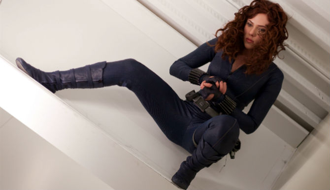 Black Widow Actress Iron Man 2 Black Widow 'iron Man 2'