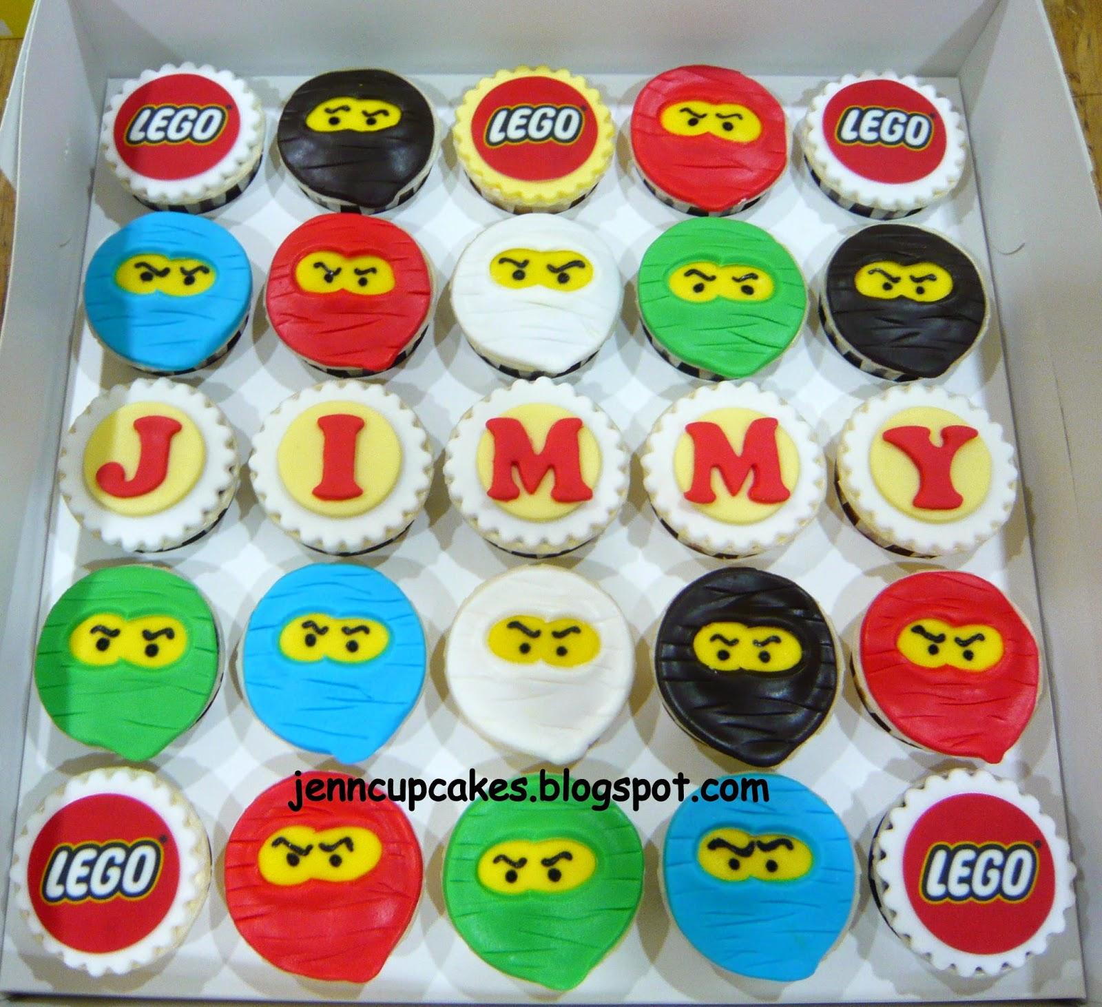 Ninjago Birthday Cake Ideas