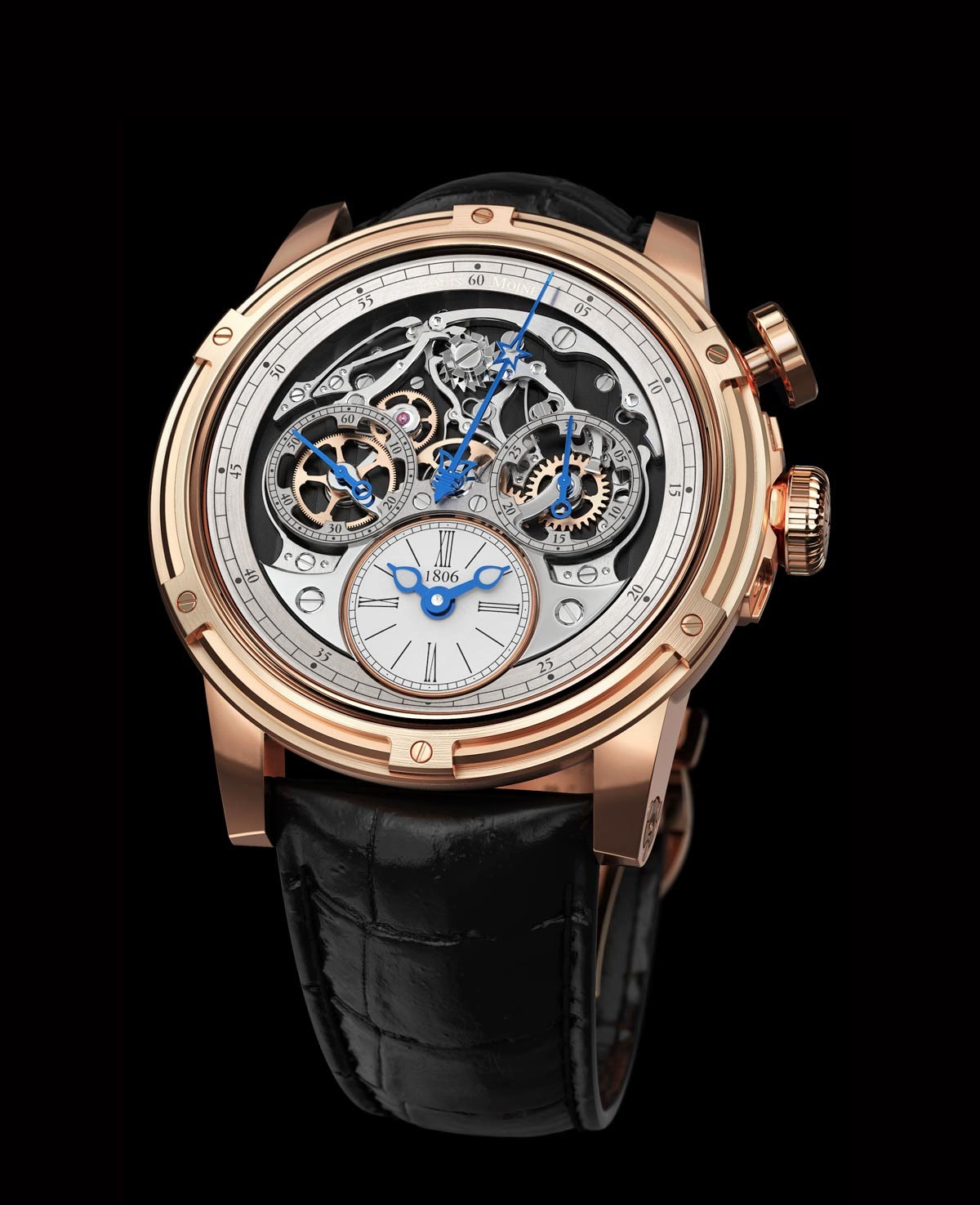 Louis moinet memoris time and watches for Louis moinet watch