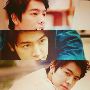 "My cute prince of fish DONGHAE of ""Super Junior"""
