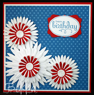 Stampin' Up! Daisy Die