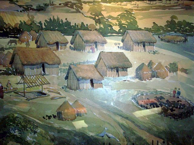 anglo saxon culture as reflected in Discover facts about the anglo saxons and their culture, and find out what kind of  impact they had on england.