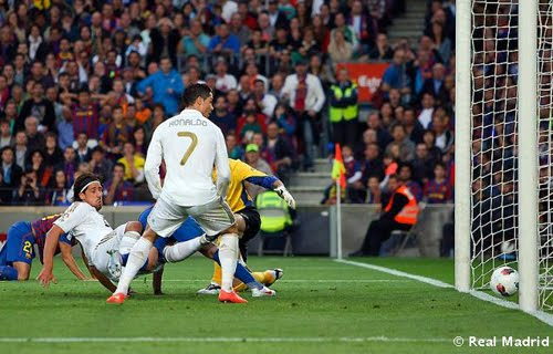 FC Barcelona vs Real Madrid 2012