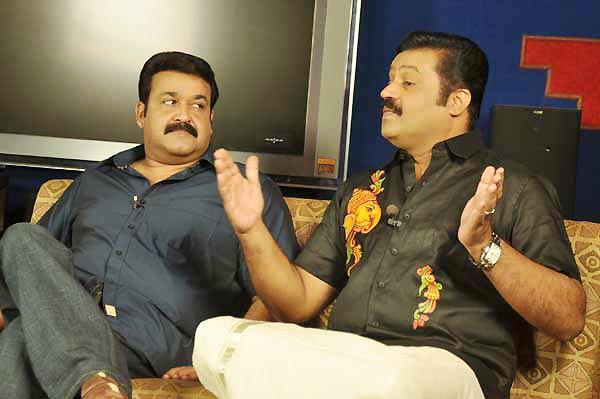 Actor Suresh Gopi Family