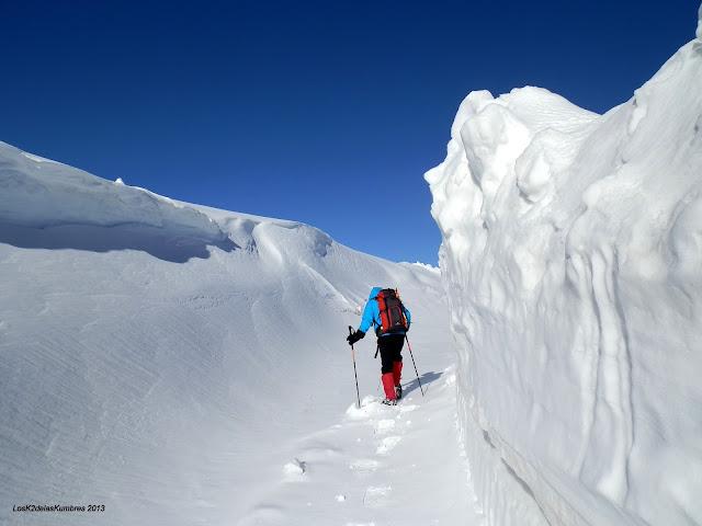 Hacia El Pico Veleta