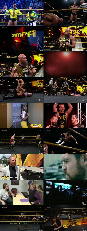 Screen Shot Of WWE NXT 12th September 2018 HDTV 480P 300MB
