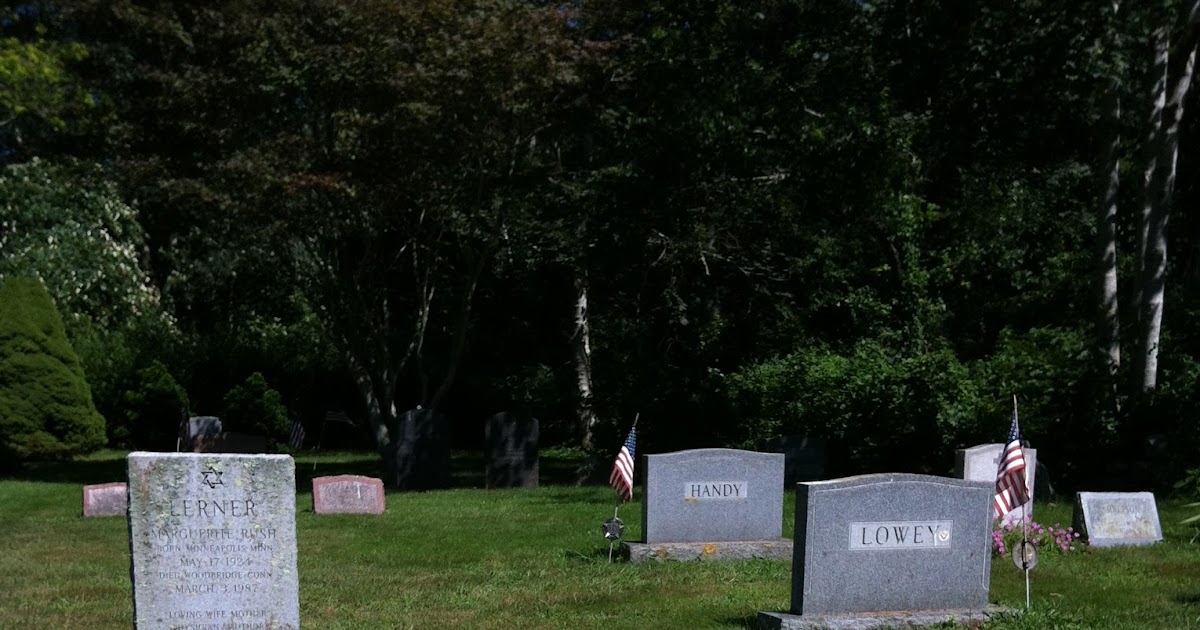 Relatives and the Theory of Relativity Meet...in a Graveyard