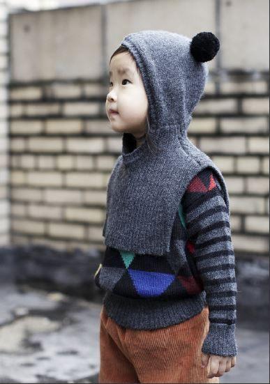 moda infantil invierno