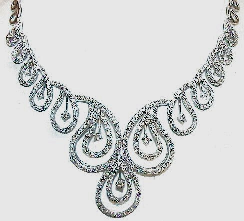 Fashion Girl: Modern Necklace Design & Ideas