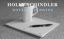 Holly Schindler's Novel Anecdotes