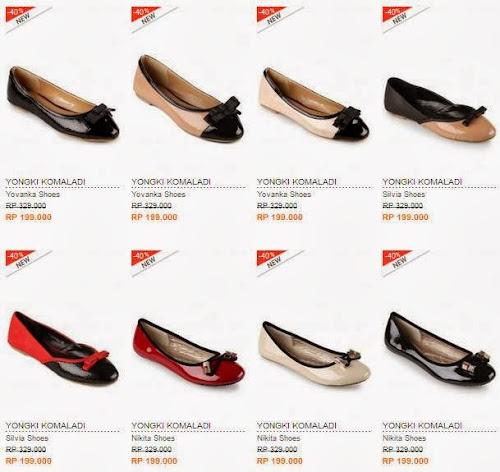 Wanita Sepatu Yongki Komaladi