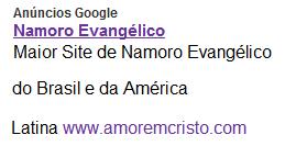 CLIQUE NO ANÚNCIO E VEJA O NOME DO SEU AMOR