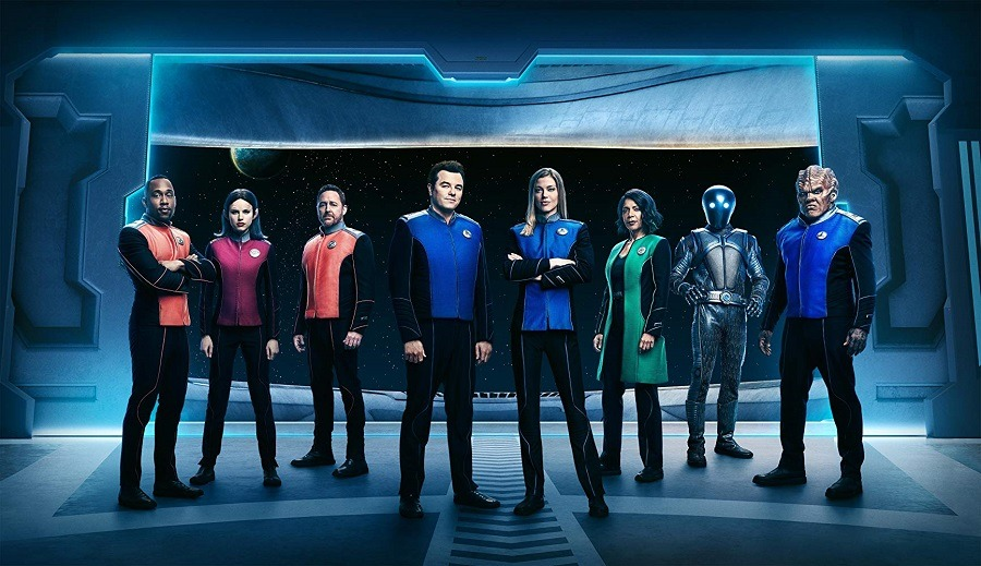 The Orville - 2ª Temporada Legendada 2018 Série 1080p 720p Full HD HD WEB-DL completo Torrent