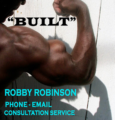 ROBBY ROBINSON - BICEPS PEAK - FRAME FROM BUILT- Instructional Double DVD - Robby's philosophy on bodybuilding, training and healthy lifestyle, and his old-school workout approach ▶ www.robbyrobinson.net/dvd_built.php