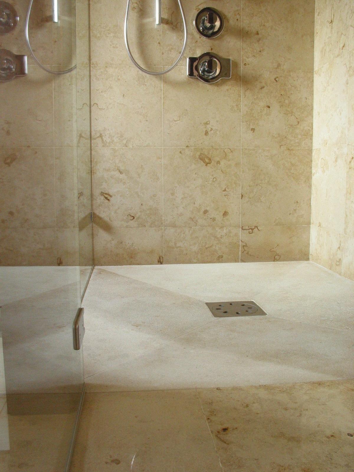 Platos de ducha la piedra natural - Plato ducha piedra natural ...