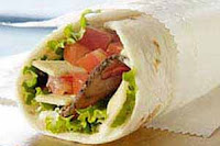 Weight Loss Recipes : Spicy Beef Wraps