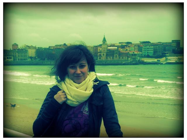 Gijón playa san lorenzo