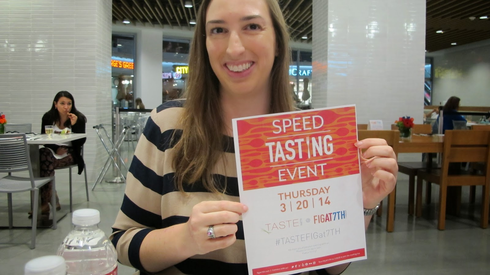 Speed Tasting at Taste FIGat7th