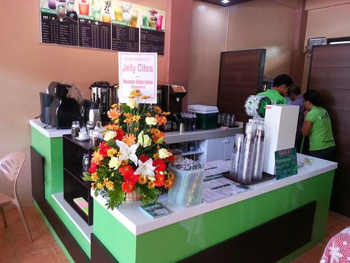 Jelly Citea Davao Counter