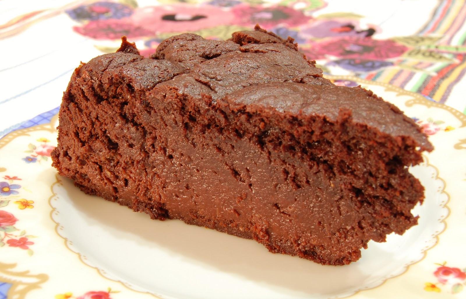 Edinburgh Eats: Baking Sunday: Heartache Chocolate Aubergine Cake