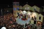 Η Λαμπροφόρος ημέρα της Αναστάσεως στην Ενορία μας (video + φωτο)