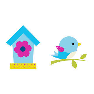 Free SVG | Spring Bird