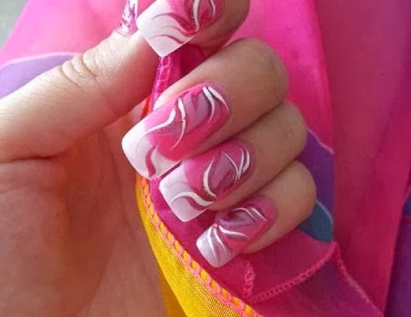 Pink nail art designs Top Beauty Tips