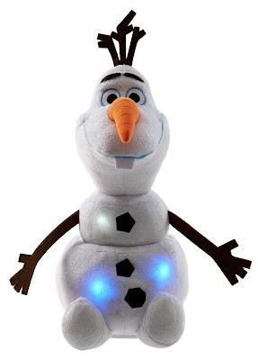 Gewinnspiel Runzekfuesschen Olaf Frozen Plueschtier zu gewinnen Verlosung Giochi Preziosi